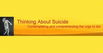 Thinking About Suicide